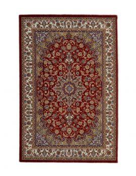 Ronda 1001 roja alfombra clásica de crevillent