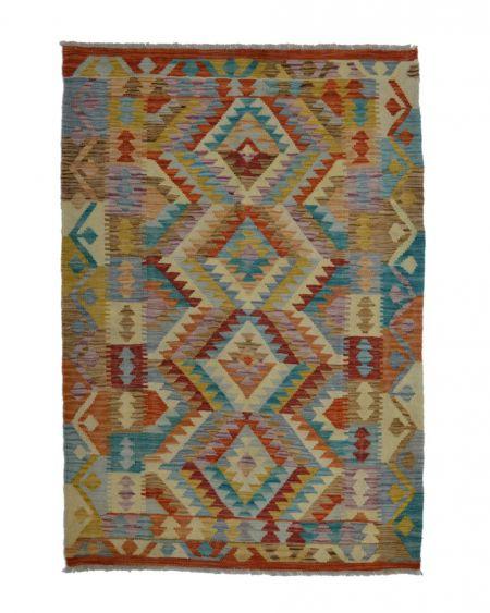 Kilim estilo étnico Maymana 106x149