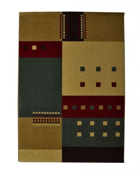 Alfombra moderna de lana BALI 170x240