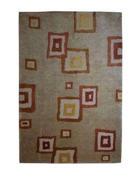 Alfombra manual de lana BART 170x240