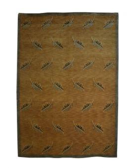 Alfombra manual de lana China 170x240