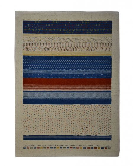 Alfombra étnica de lana COIMBRA 170x240