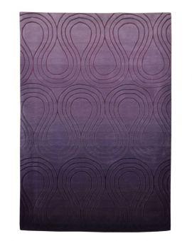 Alfombra manual de lana Dynamic 170x240
