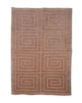Alfombra manual de lana Inca