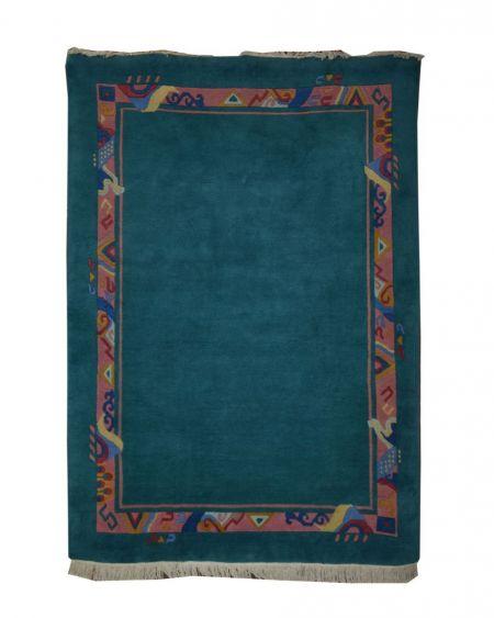 Alfombra manual de lana India 170x240