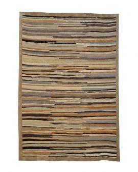 Alfombra manual de lana Lion Inda 168X263