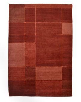 Alfombra manual de lana NEPAL 251x300
