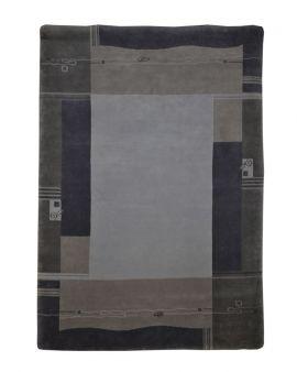 Alfombra manual de lana REWA NEPAL 170x240