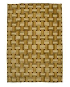 Alfombra manual de lana SIK-45 251x313