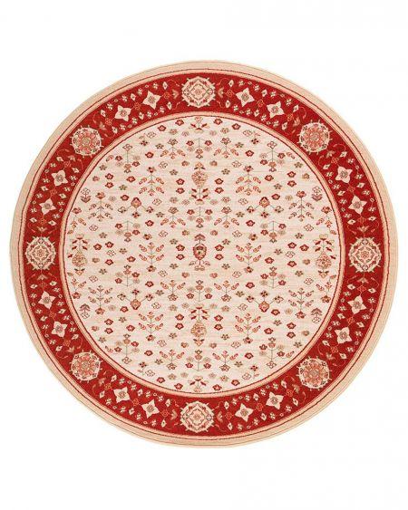Alfombra redonda clásica BYZAN 540-B