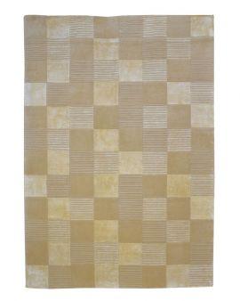 Alfombra manual de lana AVALON BEIGE 170X240