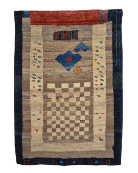 Alfombra manual de lana Cartes Wool Irán 171x255