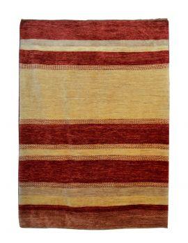 Alfombra de lana manual CHOBI 181X254