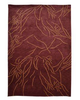 Alfombra manual de lana DALIANA 170X240