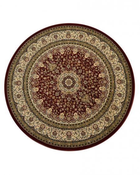 Alfombra redonda clásica DA VINCI 57119 1414