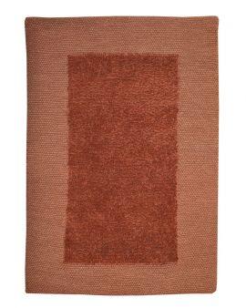Alfombra manual de lana DOT ROJA 170x240