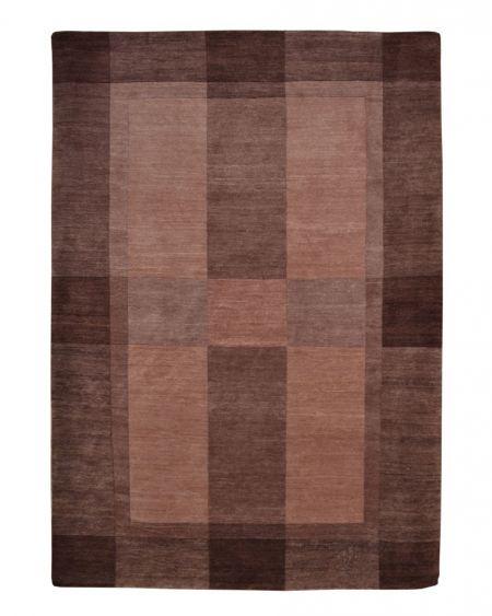 Alfombra manual de lana NEPAL 172X243