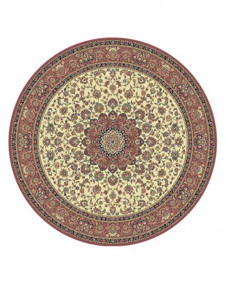 Alfombra redonda clásica KASBAH 12217 471