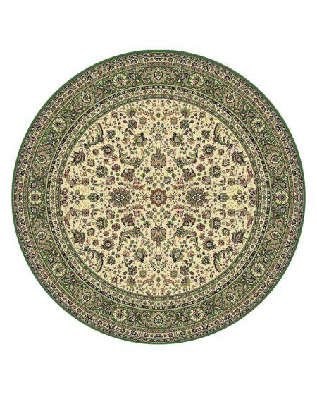 Alfombra redonda clásica KASBAH 13720 416