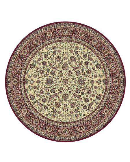 Alfombra redonda clásica KASBAH 13720 475