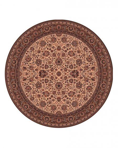 Alfombra redonda clásica ROYAL 1561 504