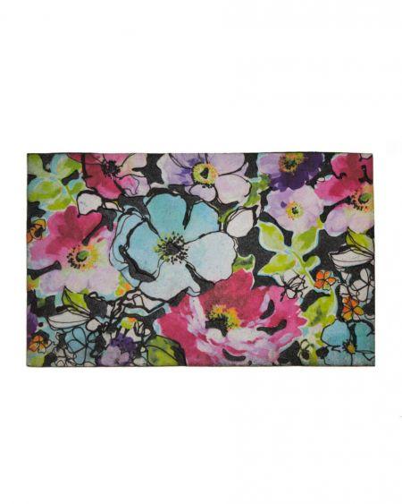 Felpudo diseño florar Blossoms
