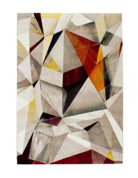 Alfombra moderna Optik dibujo geométrico 21425
