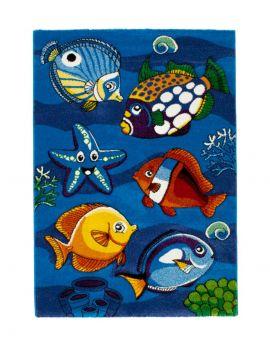 Alfombra infantil Toys 22308 fondo marino