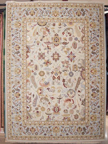 Alfombra clásica de lana Hali Anarak