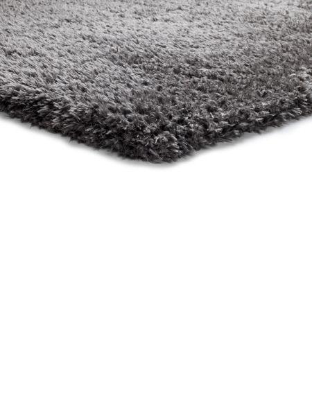 alfombra de pelo largo floki gris al detalle