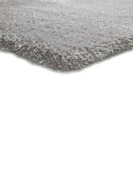 alfombra de pelo largo floki plata al detalle