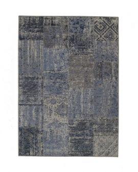 Alfombra vintage patchwork Amalfi 94010 5001