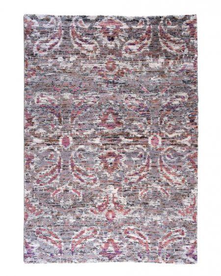 Alfombra Manual de seda Sari Silk TX3422