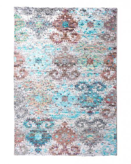 Alfombra Manual de seda Sari Silk TX3424