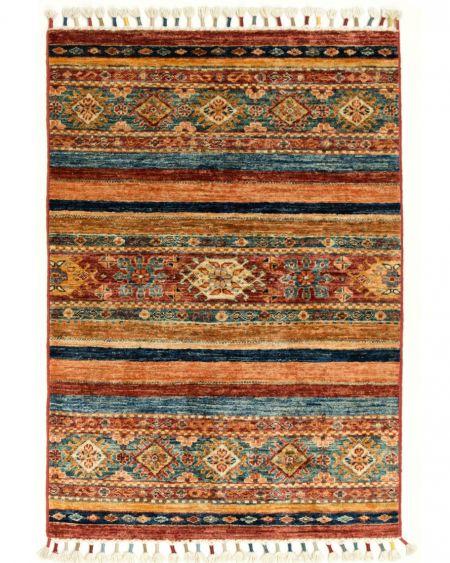 Alfombra oriental Ziegler 1242 9270 - 80x119