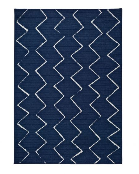 Alfombra Cannes 42101-07 Blue